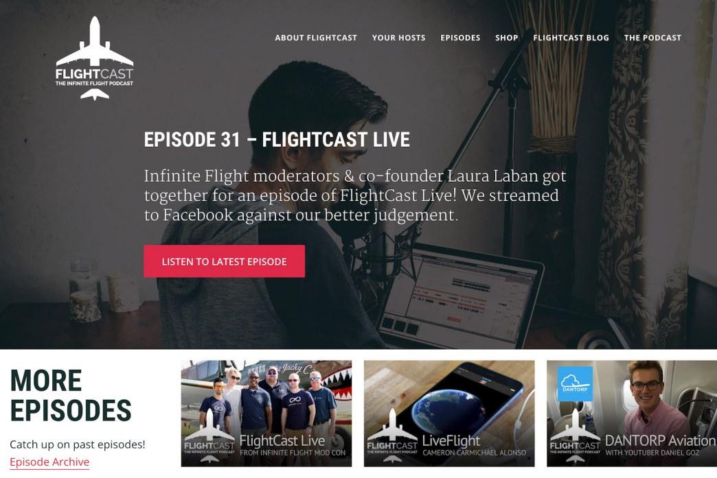 FlightCast Podcast